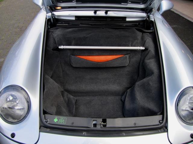 Porsche 993 911 4S  RS-Coupe Scheckheft+Unfallfrei+CD 2+ (Bild 26)