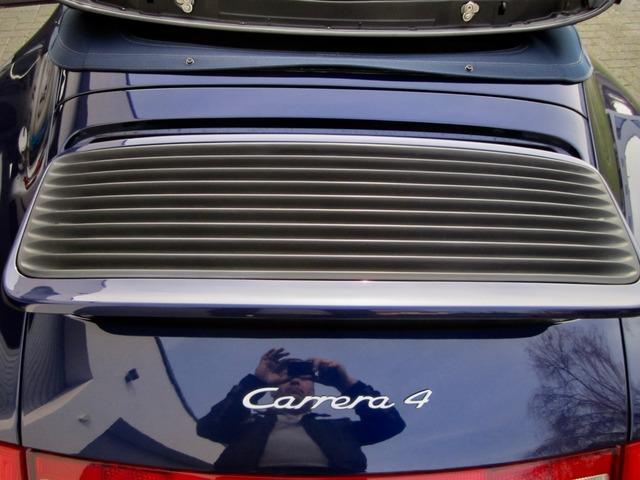 Porsche 993 911 C4 CABRIO UNFALLFREI+SCHECKHEFT! CD 2! (Bild 25)