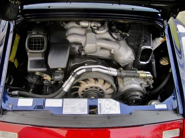 Porsche 993 911 C4 CABRIO UNFALLFREI+SCHECKHEFT! CD 2! (Bild 26)