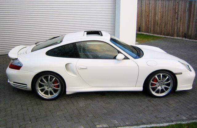 Porsche 996 / 911 Turbo UNFALLFREI!SCHECKHEFT VERKAUFT (Bild 7)