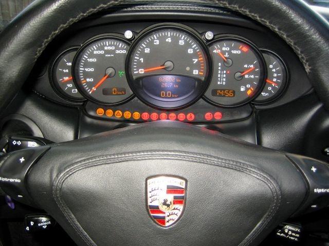 Porsche 996 / 911 Turbo UNFALLFREI!SCHECKHEFT VERKAUFT (Bild 10)