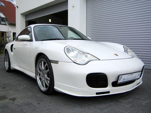 Porsche 996 / 911 Turbo UNFALLFREI!SCHECKHEFT VERKAUFT