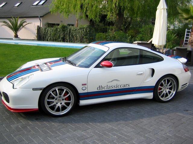 Porsche 996 / 911 Turbo UNFALLFREI!SCHECKHEFT VERKAUFT (Bild 4)