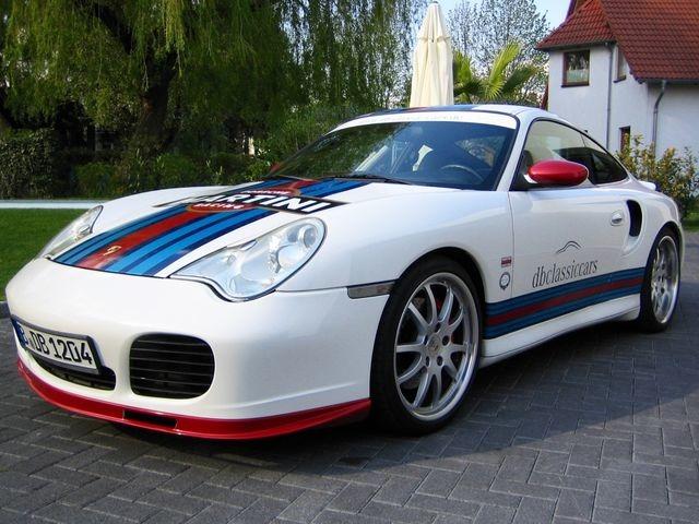 Porsche 996 / 911 Turbo UNFALLFREI!SCHECKHEFT VERKAUFT (Bild 3)