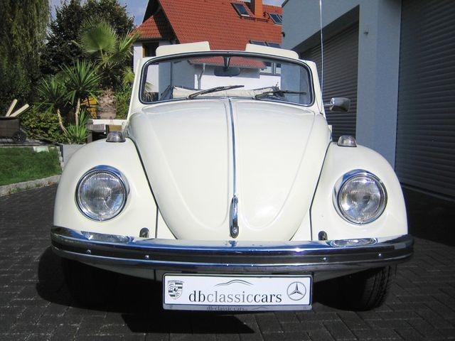 Volkswagen Käfer 1500 Cabrio ORIGINAL FRAME OFF RESTAURIERT (Bild 6)