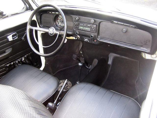 Volkswagen Käfer 1500 Cabrio ORIGINAL FRAME OFF RESTAURIERT (Bild 9)