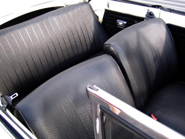 Volkswagen Käfer 1500 Cabrio ORIGINAL FRAME OFF RESTAURIERT (Bild 10)