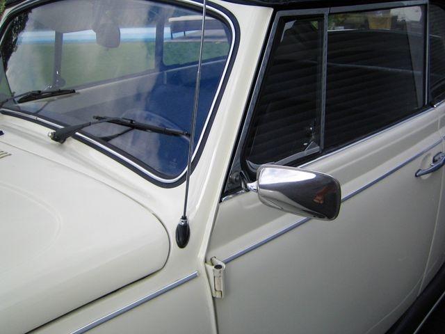 Volkswagen Käfer 1500 Cabrio ORIGINAL FRAME OFF RESTAURIERT (Bild 20)