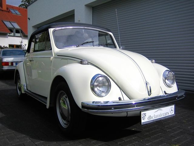 Volkswagen Käfer 1500 Cabrio ORIGINAL FRAME OFF RESTAURIERT (Bild 21)
