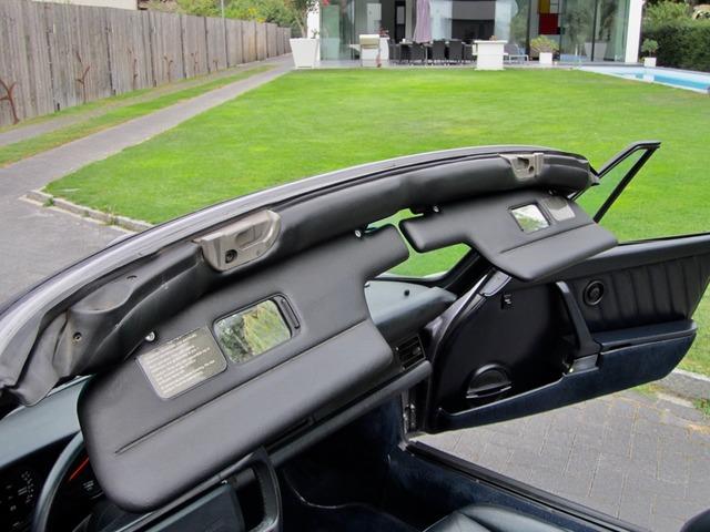 Porsche 911 3.2 CABRIO UNFALLFREI+SCHECKHEFT VERKAUFT ! (Bild 20)