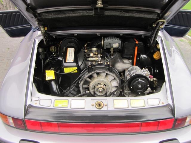 Porsche 911 3.2 CABRIO UNFALLFREI+SCHECKHEFT VERKAUFT ! (Bild 25)
