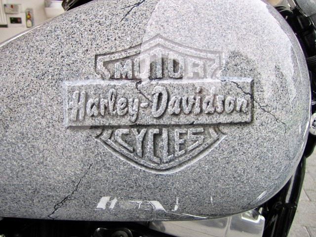 Harley-Davidson DYNA Street Bob  CUSTOM SPEZIAL Jekill und Hyde (Bild 9)