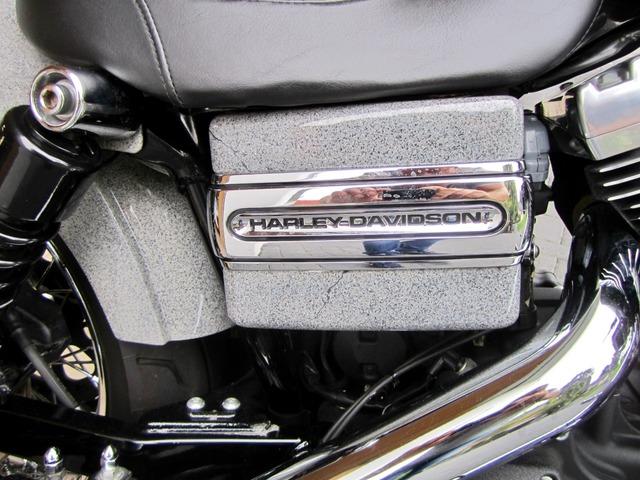 Harley-Davidson DYNA Street Bob  CUSTOM SPEZIAL Jekill und Hyde (Bild 14)