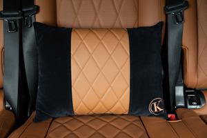 Mercedes-Benz V-Class V 300 d 4MATIC - Business Plus Interieur