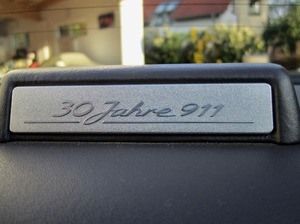 Porsche 964 911 Jubiläumsmodell 30 Jahre911 Classic D 2+ (Bild 20)