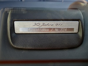 Porsche 964 911 Jubiläumsmodell 30 Jahre911 Classic D 2+ (Bild 9)