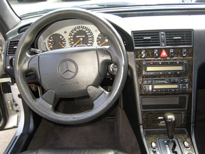 Mercedes-Benz C36 AMG 1.HAND+UNFALLFREI+SCHECKHEFT!C-DATA 2+ (Bild 14)