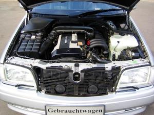 Mercedes-Benz C36 AMG 1.HAND+UNFALLFREI+SCHECKHEFT!C-DATA 2+ (Bild 23)