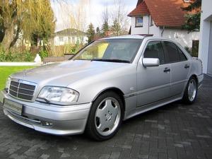 Mercedes-Benz C36 AMG 1.HAND+UNFALLFREI+SCHECKHEFT!C-DATA 2+ (Bild 3)