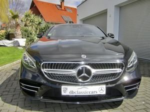 Mercedes-Benz S 450 4Matic Coupe AMG Facelift Neues Modell (Bild 2)