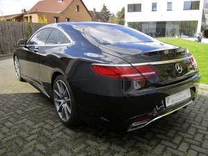 Mercedes-Benz S 450 4Matic Coupe AMG Facelift Neues Modell (Bild 4)