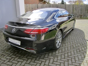 Mercedes-Benz S 450 4Matic Coupe AMG Facelift Neues Modell (Bild 6)