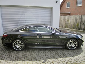 Mercedes-Benz S 450 4Matic Coupe AMG Facelift Neues Modell (Bild 7)