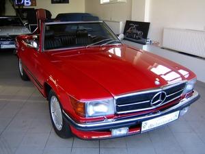Mercedes-Benz 500 SL R107 VERKAUFT SOLD!  CLASSIC DATA 2+! (Bild 1)