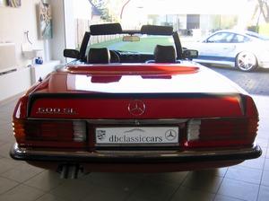 Mercedes-Benz 500 SL R107 VERKAUFT SOLD!  CLASSIC DATA 2+! (Bild 6)