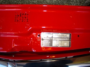 Mercedes-Benz 500 SL R107 VERKAUFT SOLD!  CLASSIC DATA 2+! (Bild 21)