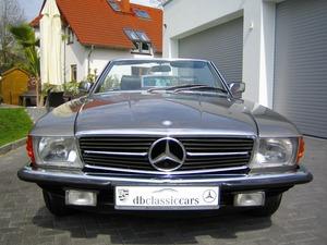 Mercedes-Benz SL 500 / 500SL R107 1.HAND! VERKAUFT SOLD (Bild 2)