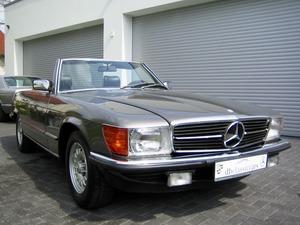 Mercedes-Benz SL 500 / 500SL R107 1.HAND! VERKAUFT SOLD (Bild 1)