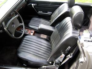 Mercedes-Benz SL 500 / 500SL R107 1.HAND! VERKAUFT SOLD (Bild 9)