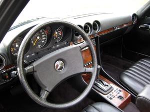 Mercedes-Benz SL 500 / 500SL R107 1.HAND! VERKAUFT SOLD (Bild 10)