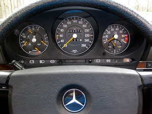 Mercedes-Benz SL 500 / 500SL R107 1.HAND! VERKAUFT SOLD (Bild 13)