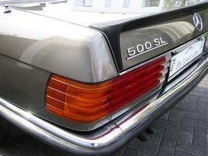 Mercedes-Benz SL 500 / 500SL R107 1.HAND! VERKAUFT SOLD (Bild 22)