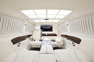 Mercedes-Benz V-Class V 300 d   KLASSEN Luxury VIP Cars and Va