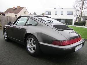 Porsche 964 911 Coupe Scheckheftgepflegt Verkauft Sold (Bild 4)