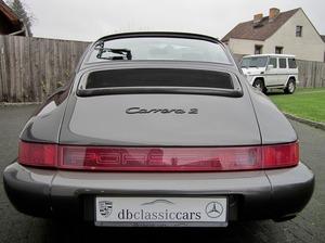 Porsche 964 911 Coupe Scheckheftgepflegt Verkauft Sold (Bild 6)