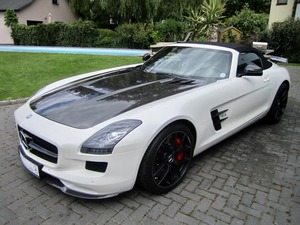 Mercedes-Benz SLS AMG Roadster GT Final Edition! 1.HAND! (Bild 4)