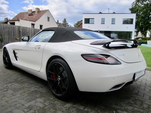 Mercedes-Benz SLS AMG Roadster GT Final Edition! 1.HAND! (Bild 5)