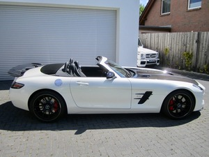 Mercedes-Benz SLS AMG Roadster GT Final Edition! 1.HAND! (Bild 15)