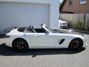 Mercedes-Benz SLS AMG Roadster Final Edition!NETTO 231.000,- (Bild 15)