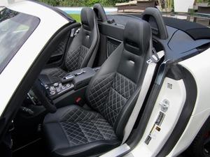 Mercedes-Benz SLS AMG Roadster Final Edition!NETTO 231.000,- (Bild 17)