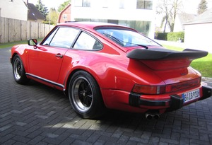 Porsche 930 911 TURBO DEUTSCH SCHECKHEFT CLASSIC DATA 2+ (Bild 6)