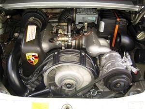 Porsche 911 Carrera 3,2 Cabrio Scheckheft+Unfallfrei 2+ (Bild 20)