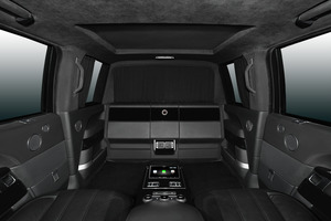 Land Rover Range Rover 5.0 LWB SV / stretched and armored SUV