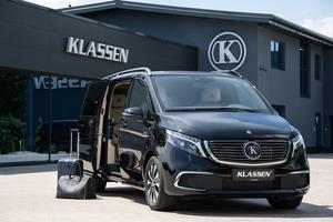 Mercedes-Benz EQV 300 EQV VIP Design-Package Exterior