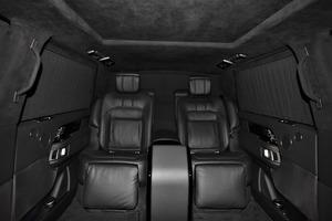 Land Rover Range Rover 5.0 LWB SV / Staatslimousine Präsidenten