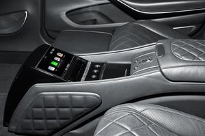 Mercedes-Benz MAYBACH S 650 Sonderschutzfahrzeuge - State Limo